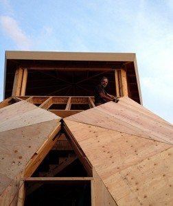 Greg Bischoff designing the original Haven™ home