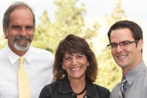 Envirohaven founders Greg Bischoff, Vicki Bischoff and Clint Borchard